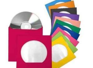 envelope para cd