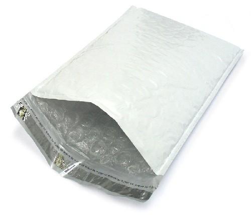 envelope com plástico bolha interno