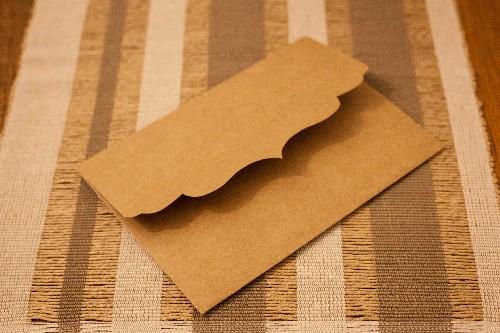 envelope de kraft