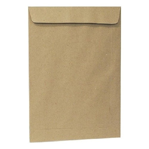 tamanho envelope saco