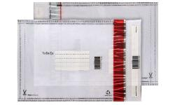 Envelope plástico para documentos