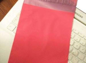 envelope adesivado