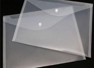 envelope transparente