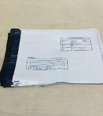 Envelope plástico tipo sedex